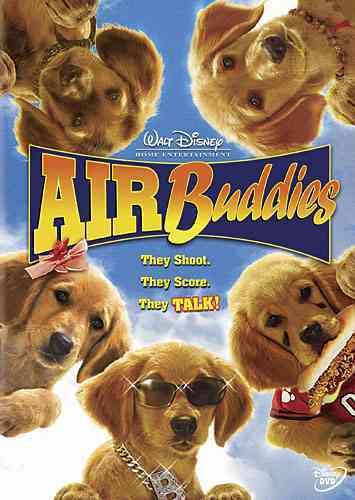 AIR BUDDIES BY PEARCE,SLADE (DVD)