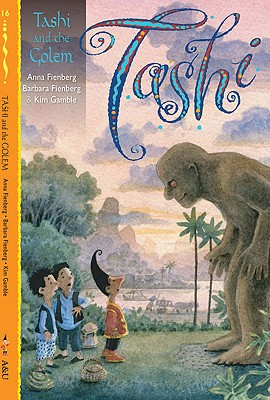 Tashi and the Golem By Fienberg, Anna/ Fienberg, Barbara/ Gamble, Kim (ILT)